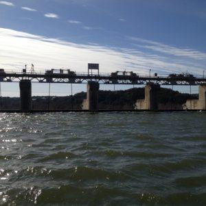 Lake Austin Tom Miller Dam